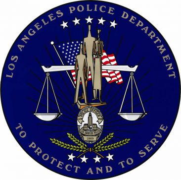 Los Angeles Police Department, to Protect and to Serve