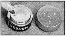 Comparison of Wein cell and zinc-air hearing aid batteries