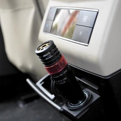 Automate Car Ionic Air Purifier