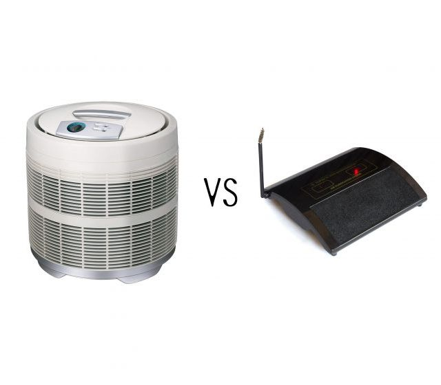 HEPA Filter vs. Ionic Air Purifier