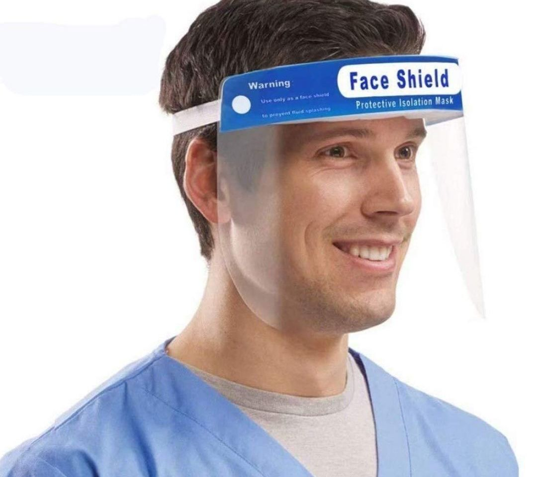 Face Shield Clear Protector
