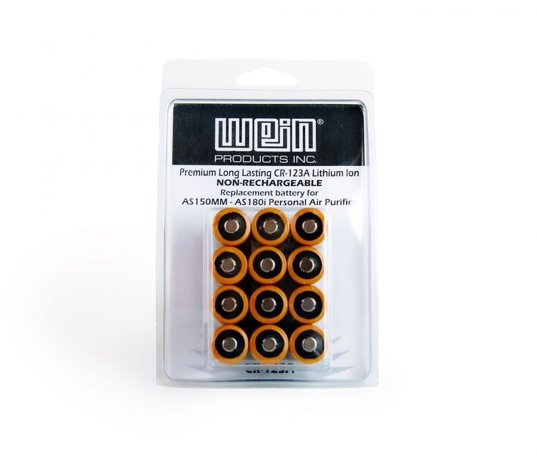 Minimate™ Batteries 12 pack CR123A