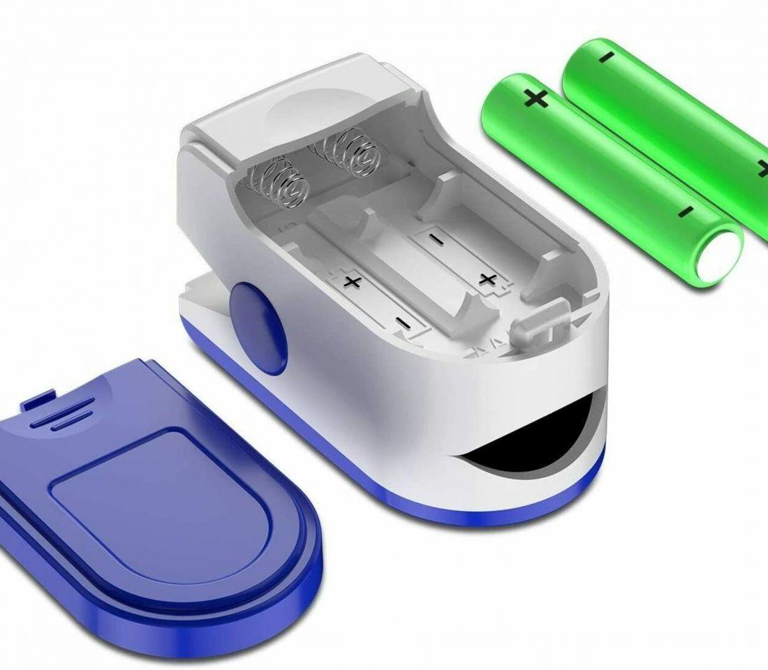 Finger Clip Pulse Oximeter