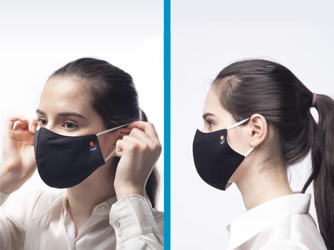 Viramask Antibacterial Face Mask