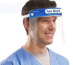 Face Shield Clear Protector thumbnail