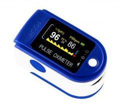 Finger Clip Pulse Oximeter Thumbnail