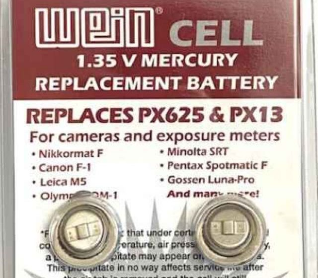 WeinCell Replacement MRB625 Photo Battery