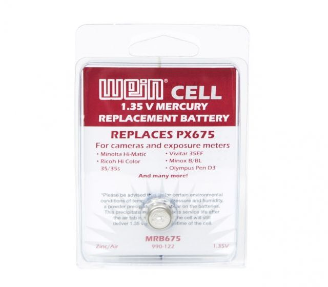 WeinCell Replacement Battery MRB675